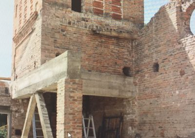 exterior torre
